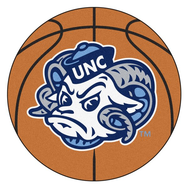 NCAA University of North Carolina - Chapel Hill Basketball Mat by FANMATS