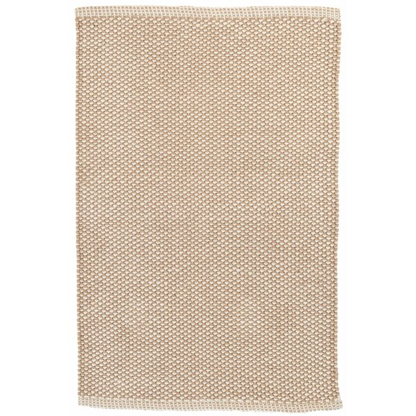 Pebble Natural Beige/White Indoor/Outdoor Area Rug By Dash And Albert Rugs