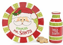 Cookies for Santa Gift Set by The Holiday Aisle