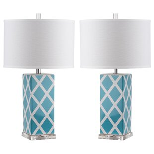 Buying Bilski Table Lamp Set (Set of 2) By Zipcode Design