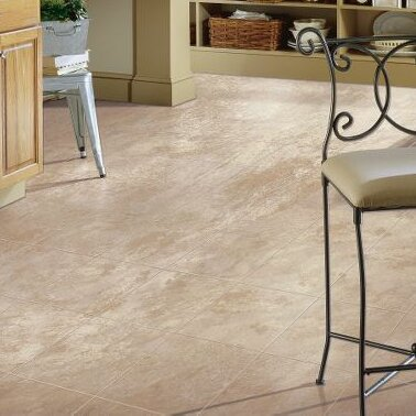 Stone Creek 12 x 48 x 8mm Tile Laminate Flooring in Camino by Armstrong Flooring