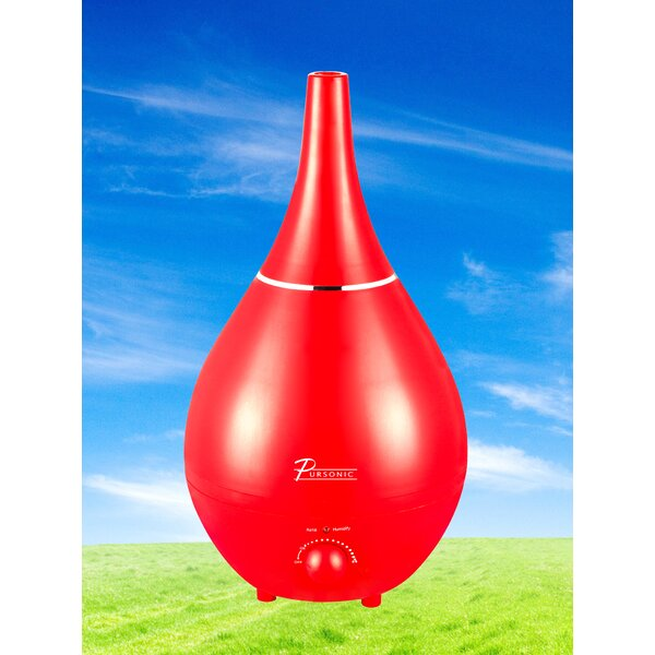 Cool Mist Ultrasonic Tower Humidifier by Pursonic
