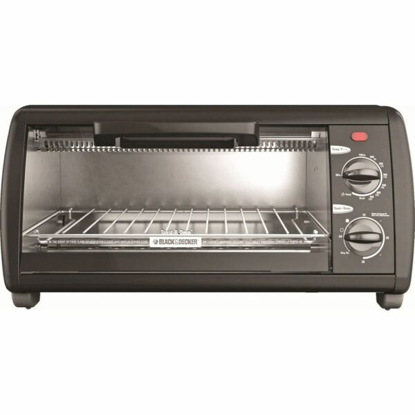 4-Slice Toaster Oven by Black + Decker