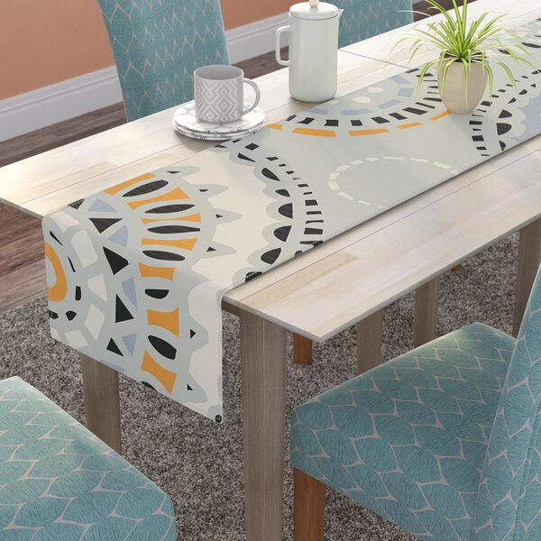 Gill Eggleston Eastern Promise Table Runner by East Urban Home