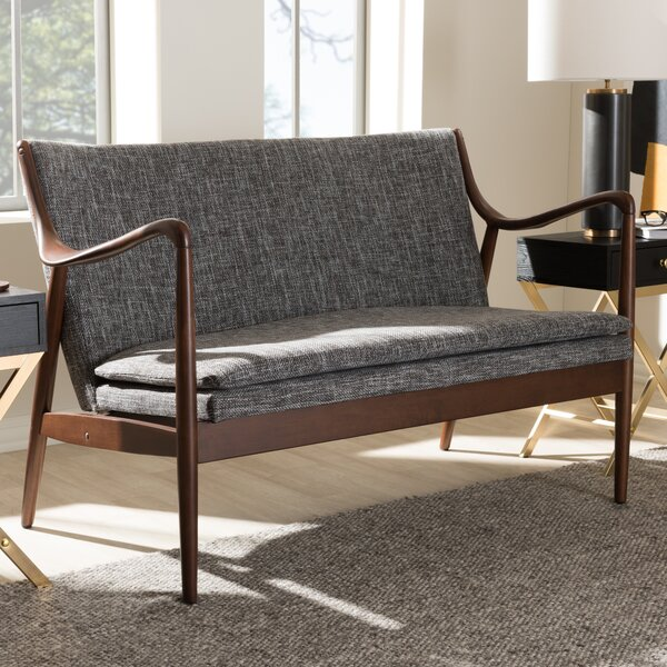 Crase Loveseat by Corrigan Studio
