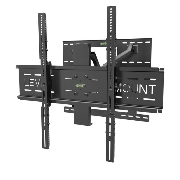 Cantilever Deluxe Swivel/Tilt/Extending Arm Wall Mount for 37 - 85 Flat Panel Screens by Level Mount