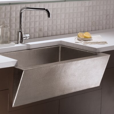 Kitchen Sink Brushed Nickel photo