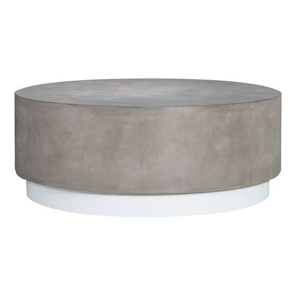 Perpetual Concrete Coffee Table by Seasonal Living