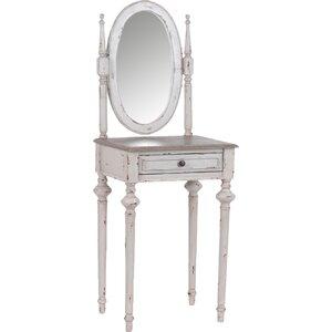 Schminktisch Sicily mit Spiegel von ChâteauChic
