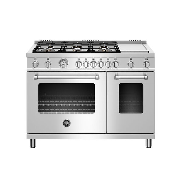 Master Series 48 Freestanding Gas Range with Griddle