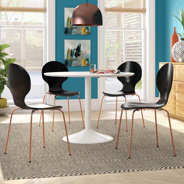 Krol Side Chair (Set of 4) by Mercury Row