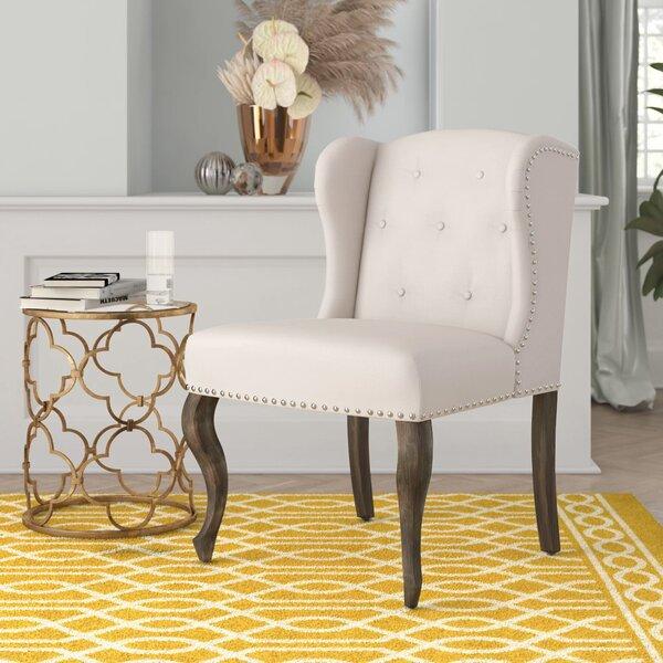 Soan Wingback Chair by Lark Manor