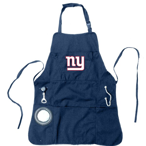 NFL Men Apron by Team Sports America
