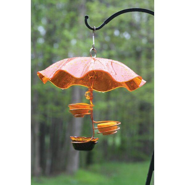 Single Cup/Double Fruit  Oriole Tray Bird Feeder by Birds Choice