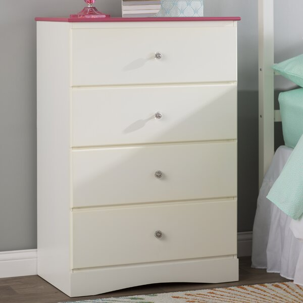 Cristina 4 Drawer Chest By Zoomie Kids by Zoomie Kids Best Design