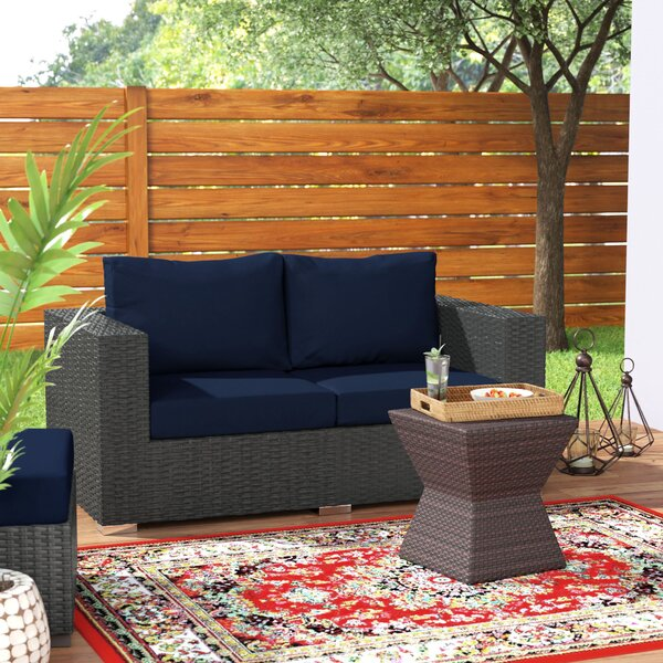 Tripp Loveseat with Cushions by Brayden Studio
