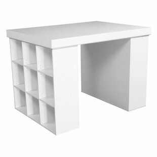 Project Center 38.5 H x 55 W Desk with 2 Bookcases by Venture Horizon