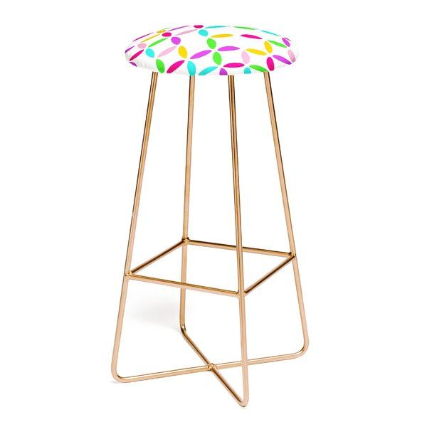 Aimee St Hill Block 30 Bar Stool by East Urban Home
