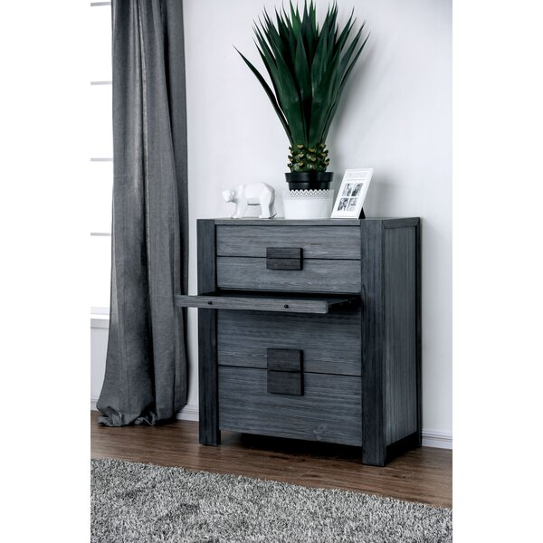 Beaupre 4 Drawer Chest By Ivy Bronx by Ivy Bronx Great price