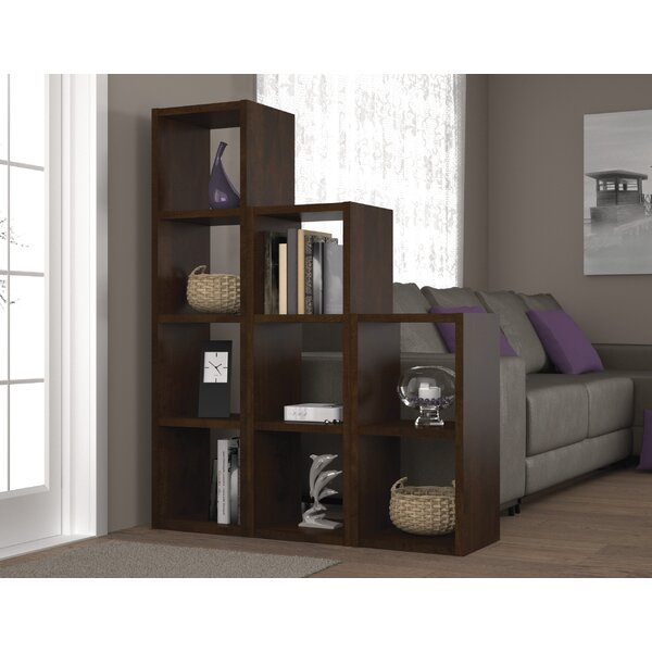 York Cubby 9 Sections 55 Cube Unit Bookcase by Bestar