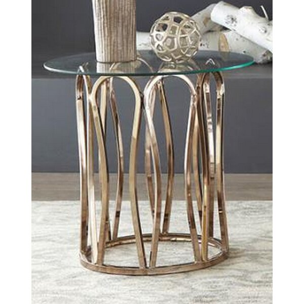 Shepard End Table By Mercer41 Fresh
