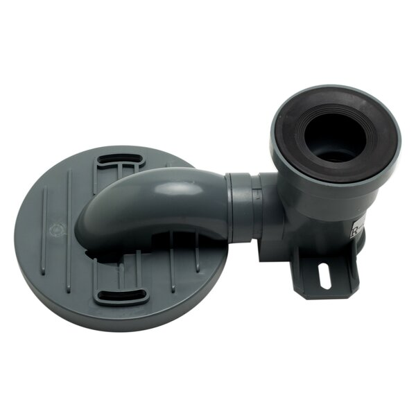 Replacement PVC Toilet Trap by EAGO