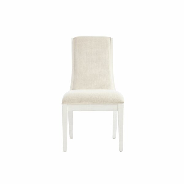 Panavista Linen Upholstered Parsons Chair by Stanley Furniture Stanley Furniture