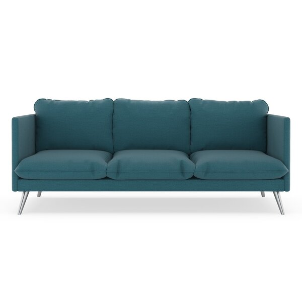 Covertt Oxford Weave Sofa by Corrigan Studio