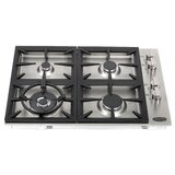 """30"""" Gas Cooktop with 4 Burners byCosmo"""