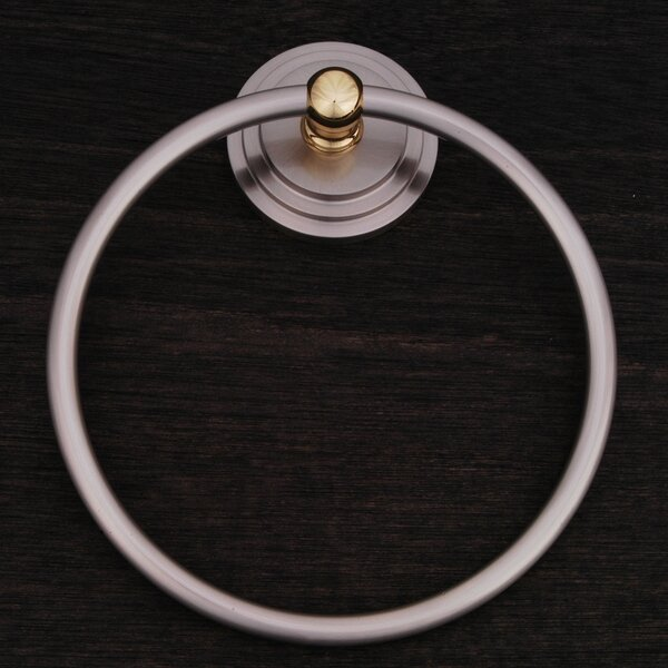 ST Series Wall Mounted Towel Ring by Rk International