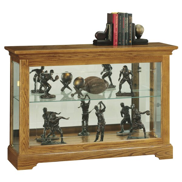 Brinkerhoff Curio Cabinet by Darby Home Co
