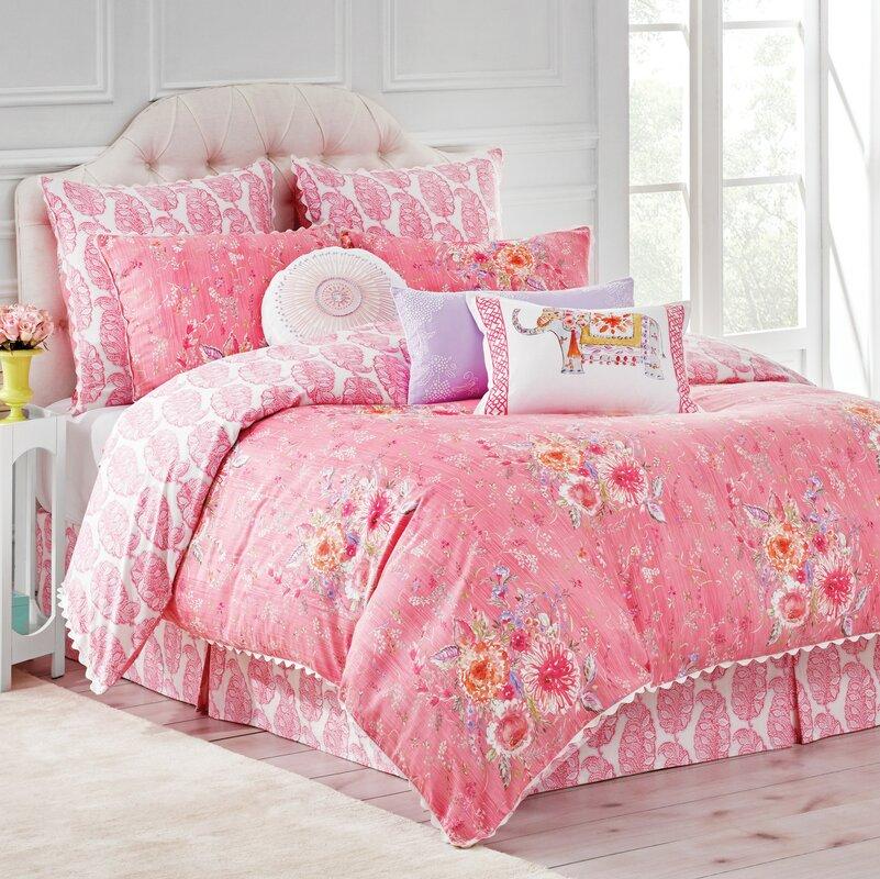 Dena Designs Amara Comforter Collection & Reviews | Wayfair : dena home sunbeam quilt - Adamdwight.com