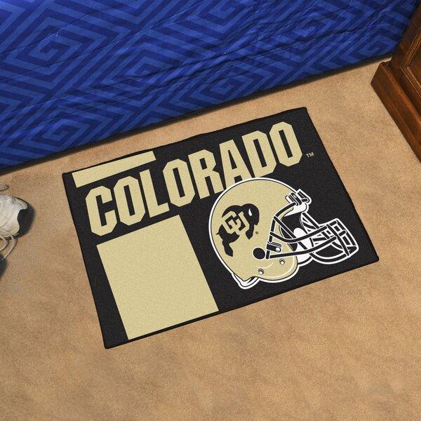 University of Colorado Doormat by FANMATS
