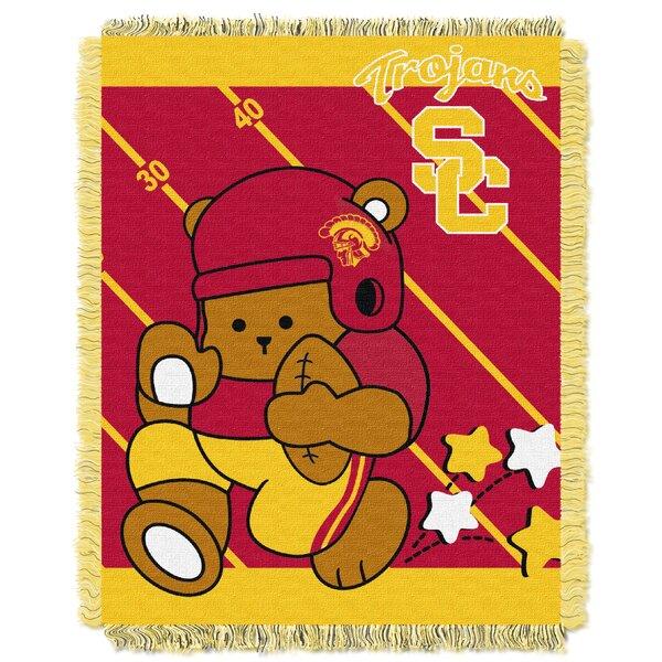 Collegiate USC Baby Blanket by Northwest Co.