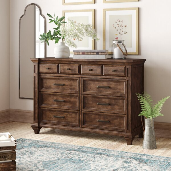 Saunders 8 Drawer Double Dresser by Birch Lane™ Heritage