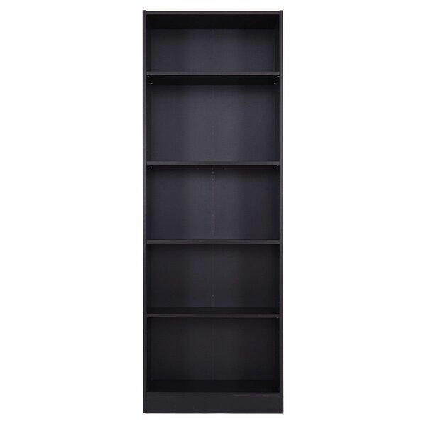 Ame Modern 5 Tier Standard Bookcase by Ebern Designs