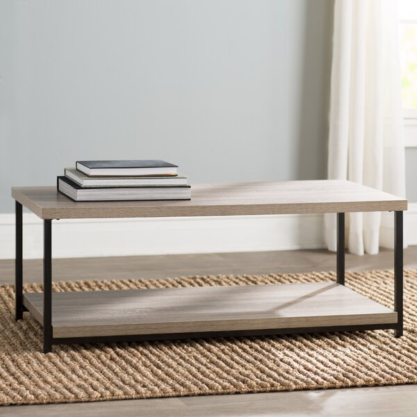 Comet Coffee Table by Mercury Row