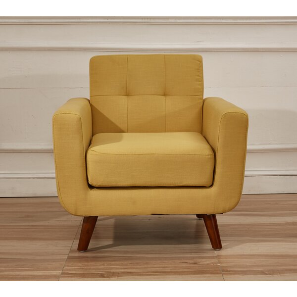 Luciano Armchair by George Oliver George Oliver