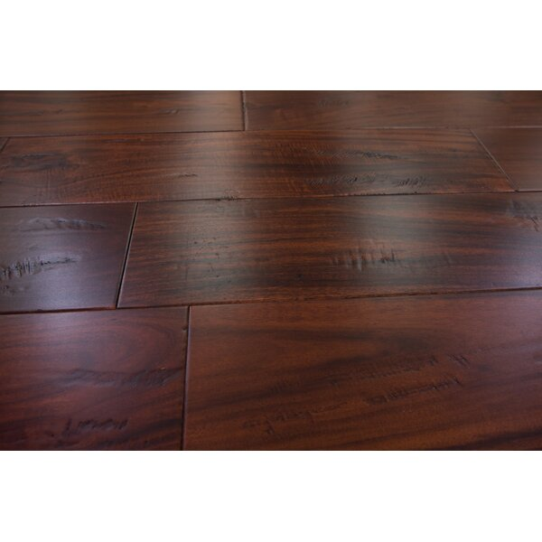 Milan 7-1/2 Engineered Acacia Hardwood Flooring in Sunset by Branton Flooring Collection