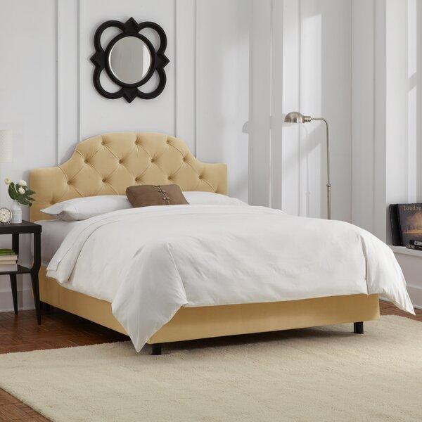 Enedina Upholstered Standard Bed by Willa Arlo Interiors