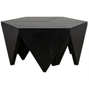 Cassandra Puzzle Coffee Table with Tray Top
