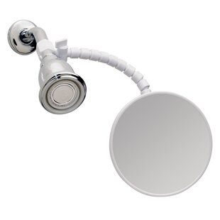 Budget Fog Resistant Flex Shower Bathroom/Vanity Mirror ByInterDesign