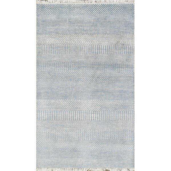 Transitional Hand-Knotted Area Rug by Pasargad