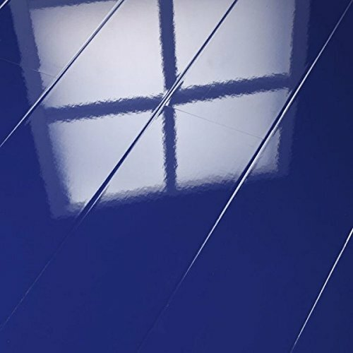 7 x 51 x 9mm Laminate Flooring in Blue by ELESGO Floor USA
