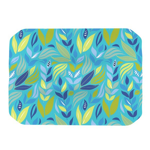 Underwater Bouquet Placemat by KESS InHouse
