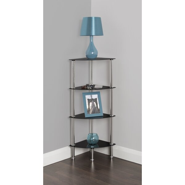 Corner Unit Bookcase by AVF