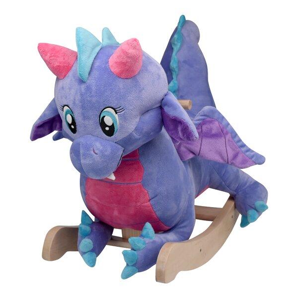 Puff Dragon Rocker by Rockabye