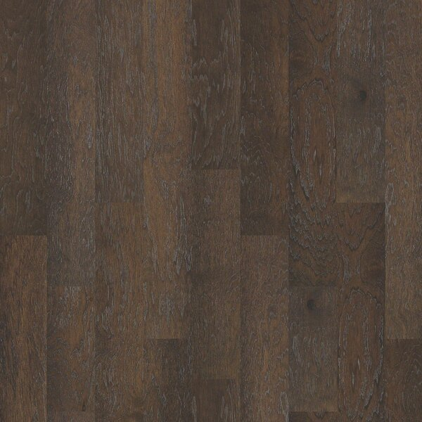 Dancing Queen 6 3/10 Engineered Hickory Hardwood Flooring in Rumba by Shaw Floors