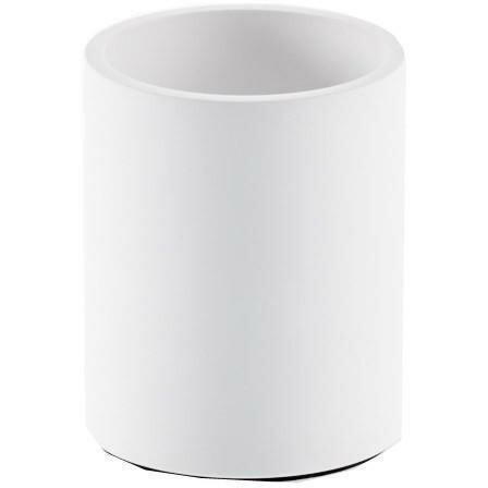 Martucci Stone Solid Surface Toothbrush & Tumbler Holder by Latitude Run
