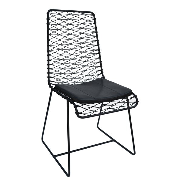 Prescott Dining Chair (Set of 2) by 17 Stories